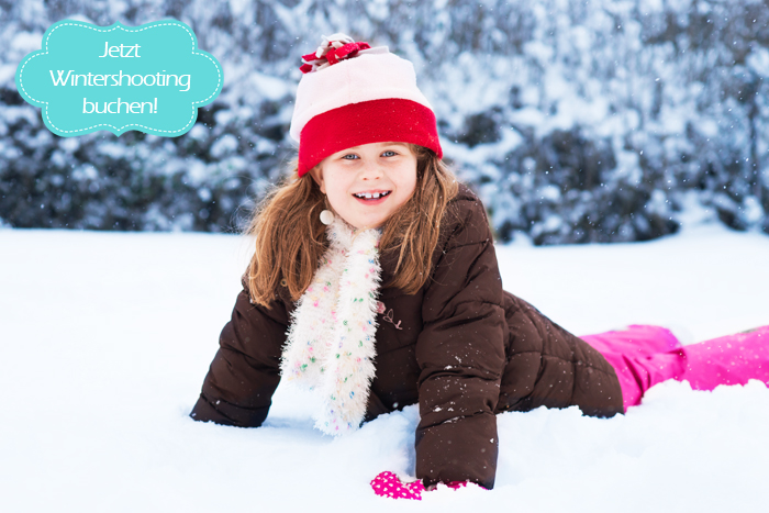 Wintershooting Kinder